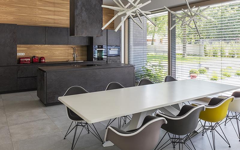 serramenti cucina luxury internorm